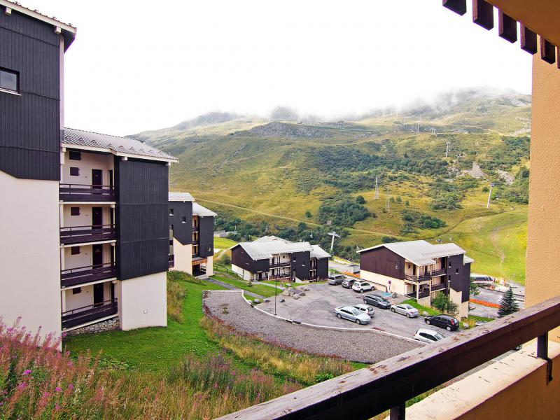 Holiday in mountain resort 1 room apartment 4 people (20) - Les Asters - Les Menuires - Accommodation