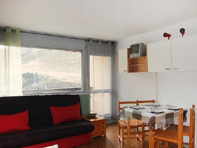 Holiday in mountain resort 1 room apartment 4 people (26) - Les Asters - Les Menuires - Accommodation