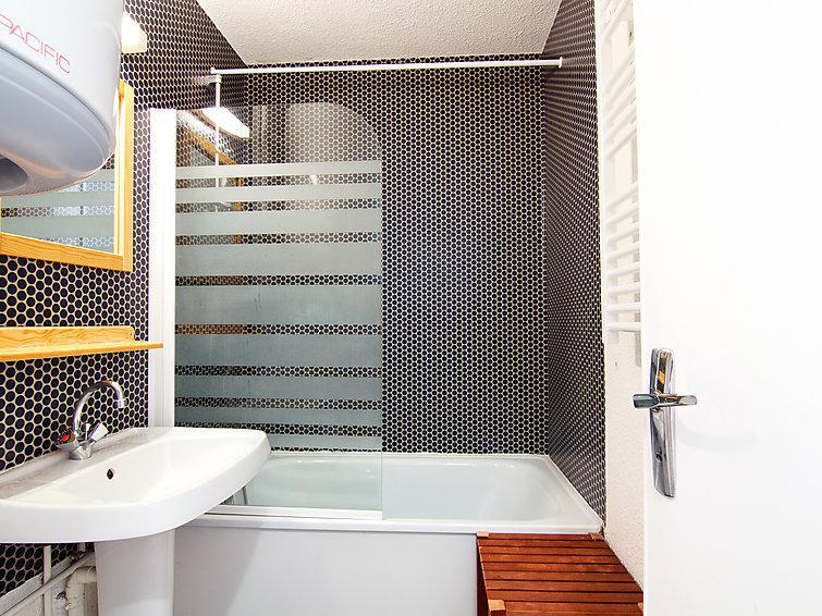 Holiday in mountain resort 1 room apartment 4 people (30) - Les Asters - Les Menuires - Accommodation