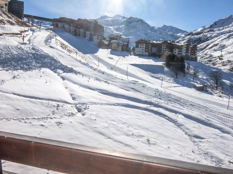 Holiday in mountain resort 2 room apartment 6 people (1) - Les Asters - Les Menuires - Accommodation