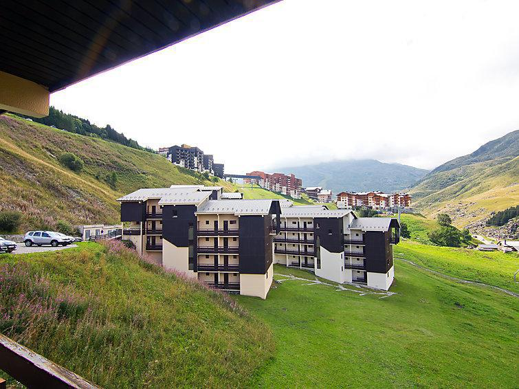 Holiday in mountain resort 2 room apartment 6 people (10) - Les Asters - Les Menuires - Accommodation