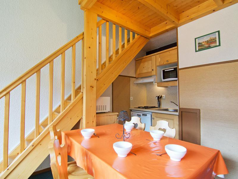 Holiday in mountain resort 2 room apartment 6 people (16) - Les Asters - Les Menuires - Accommodation
