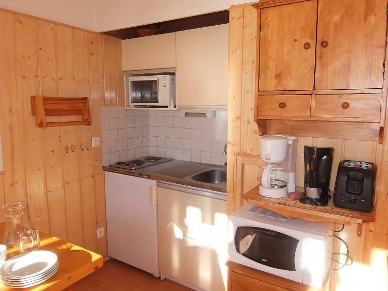Holiday in mountain resort 2 room apartment 6 people (27) - Les Asters - Les Menuires - Accommodation