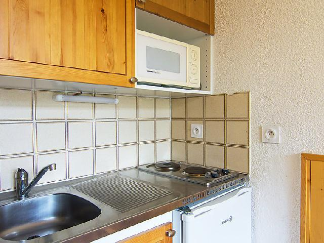 Holiday in mountain resort 2 room apartment 6 people (32) - Les Asters - Les Menuires - Accommodation