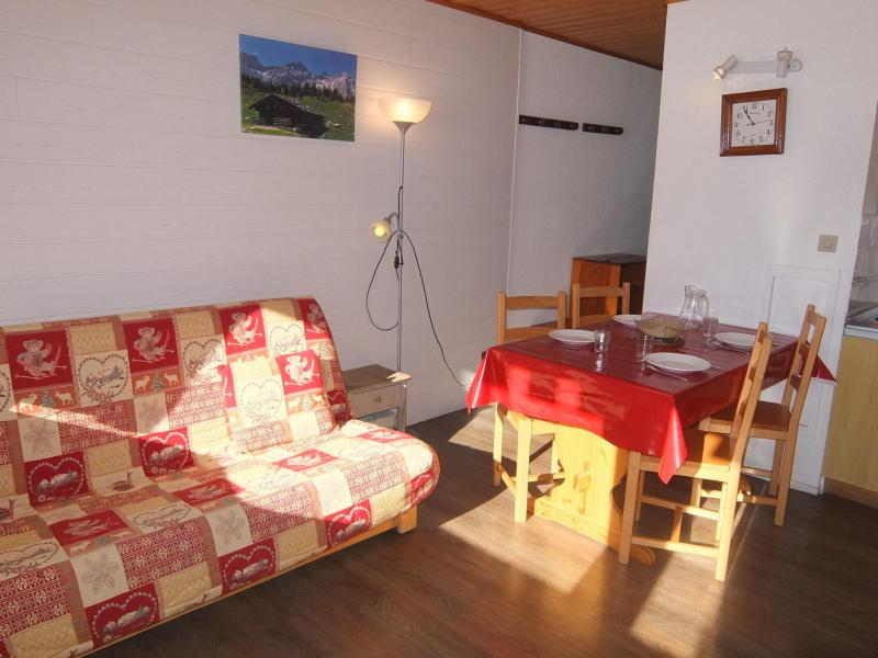 Holiday in mountain resort 1 room apartment 4 people (15) - Les Asters - Les Menuires - Summer outside