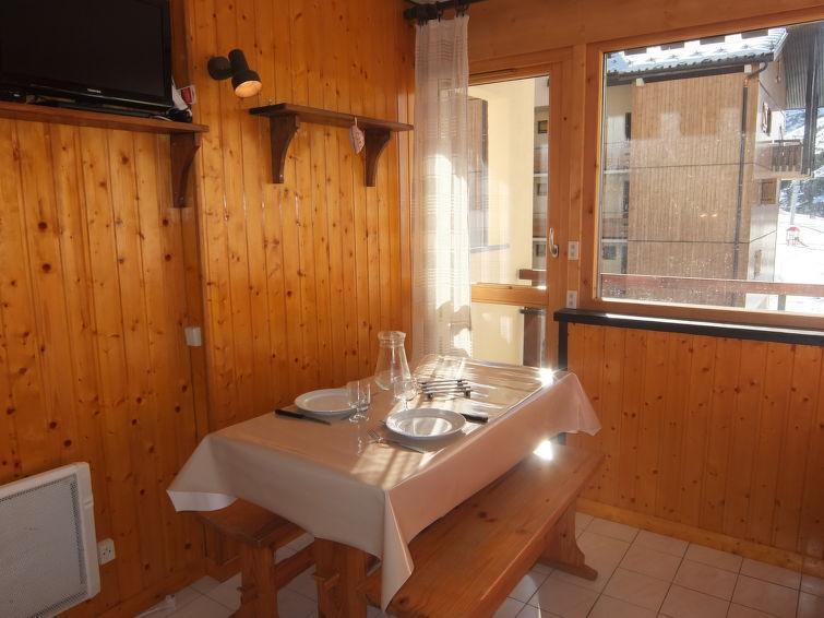 Vakantie in de bergen Appartement 1 kamers 2 personen (35) - Les Asters - Les Menuires - Verblijf