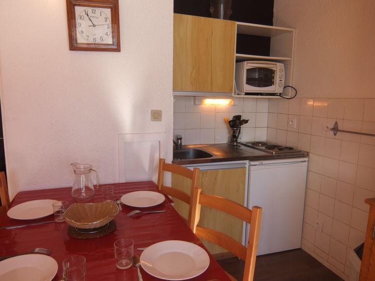 Vakantie in de bergen Appartement 1 kamers 4 personen (15) - Les Asters - Les Menuires - Verblijf