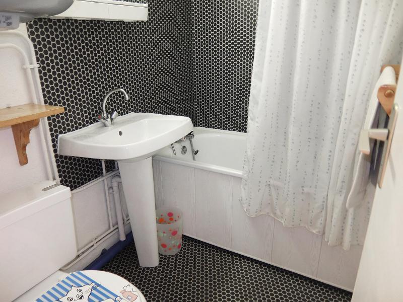 Vakantie in de bergen Appartement 1 kamers 4 personen (26) - Les Asters - Les Menuires - Verblijf