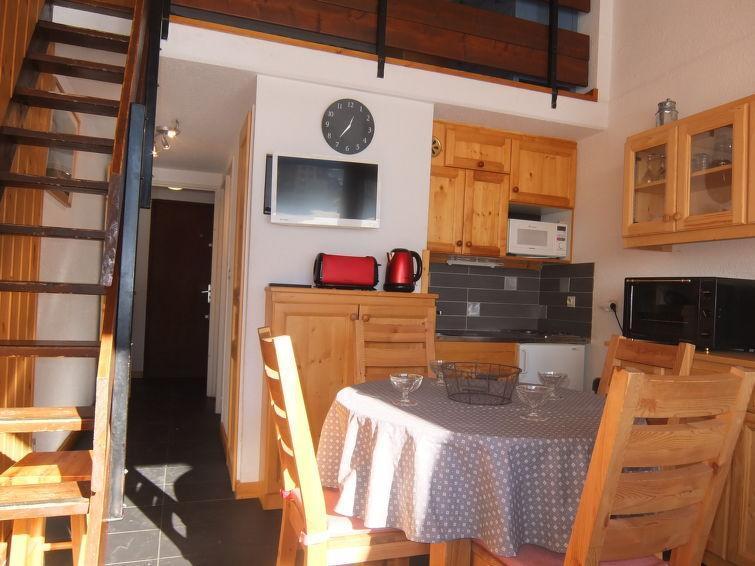 Vakantie in de bergen Appartement 2 kamers 6 personen (1) - Les Asters - Les Menuires - Verblijf