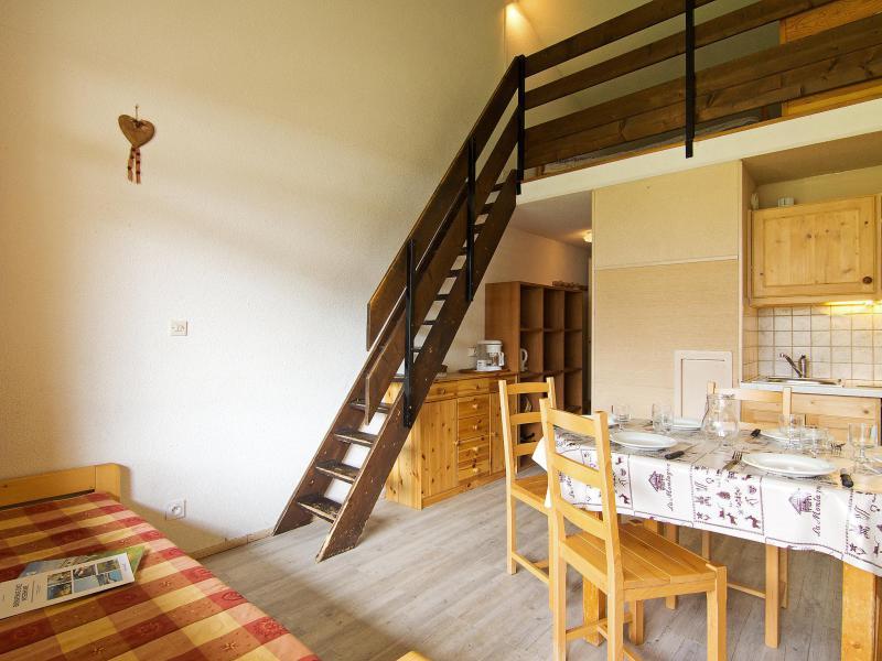 Vakantie in de bergen Appartement 2 kamers 6 personen (10) - Les Asters - Les Menuires - Verblijf
