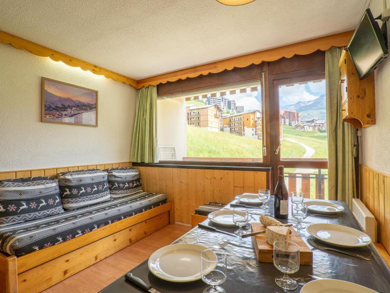Vakantie in de bergen Appartement 2 kamers 6 personen (27) - Les Asters - Les Menuires - Verblijf