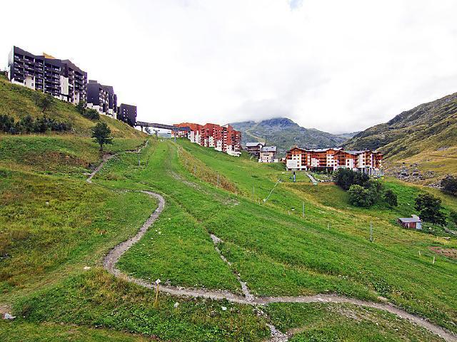 Vakantie in de bergen Appartement 2 kamers 6 personen (32) - Les Asters - Les Menuires - Verblijf