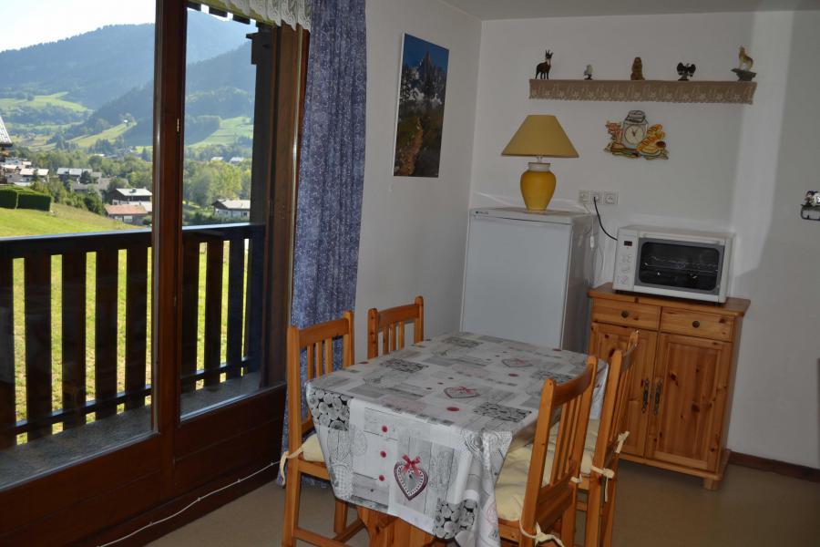 Vacaciones en montaña Estudio -espacio montaña- para 4 personas (BC4208) - Les Balcons d'Arly - Praz sur Arly