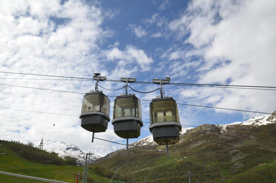 Vakantie in de bergen Les Balcons d'Olympie - Les Menuires