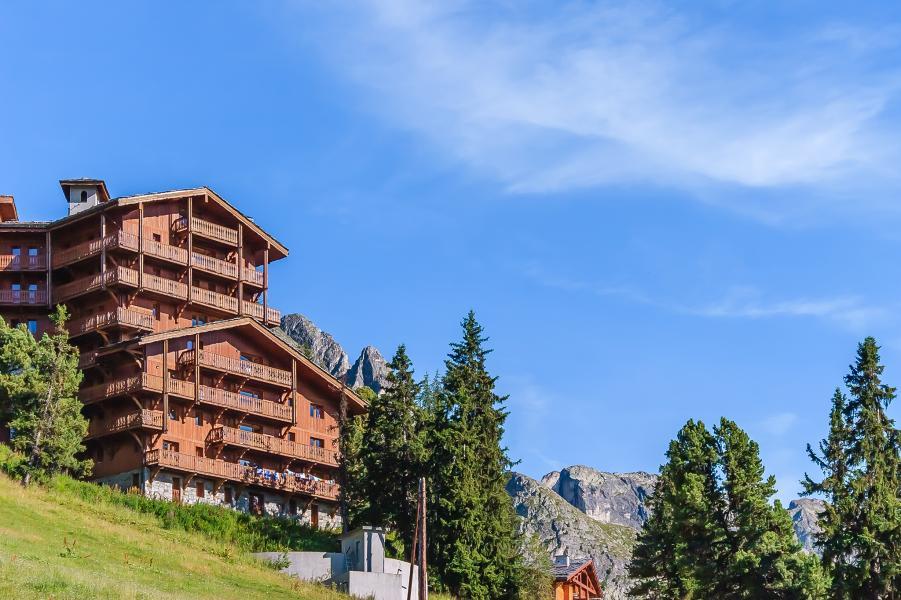 Alquiler al esquí Les Balcons de Belle Plagne - La Plagne - Verano