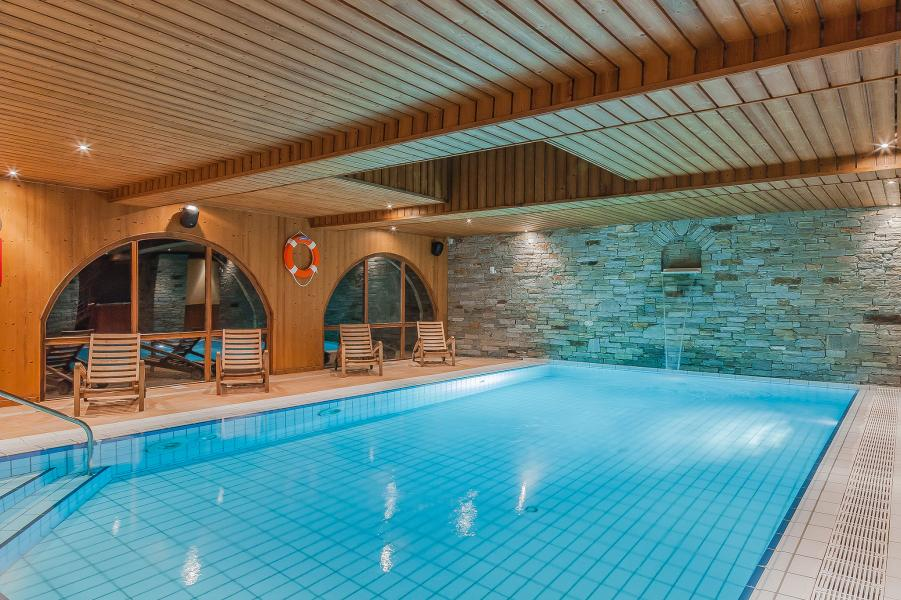 Holiday in mountain resort Les Balcons de Belle Plagne - La Plagne