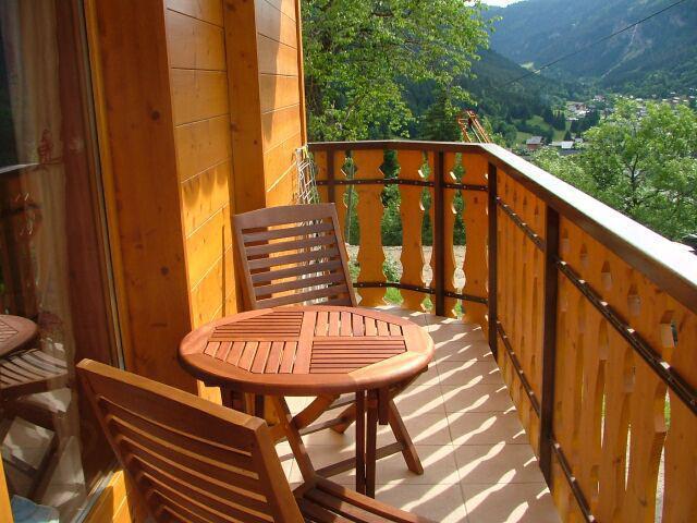Vacances en montagne Appartement 3 pièces 4 personnes - Les Balcons de Châtel - Châtel - Extérieur été