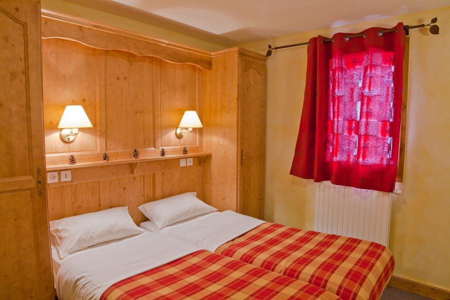 Vacances en montagne Les Balcons de la Rosière - La Rosière - Chambre