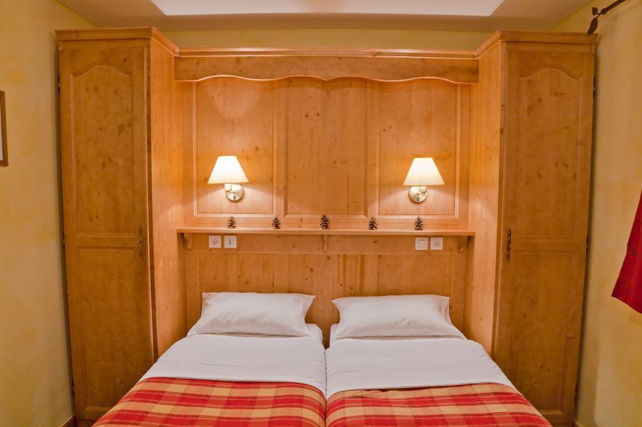 Urlaub in den Bergen Les Balcons de la Rosière - La Rosière - Schlafzimmer