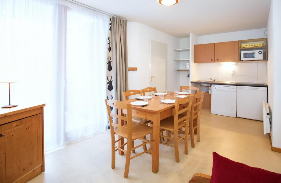 Holiday in mountain resort 2 room apartment 5 people (2P5+) - Les Balcons de la Vanoise - Termignon-la-Vanoise - Living room