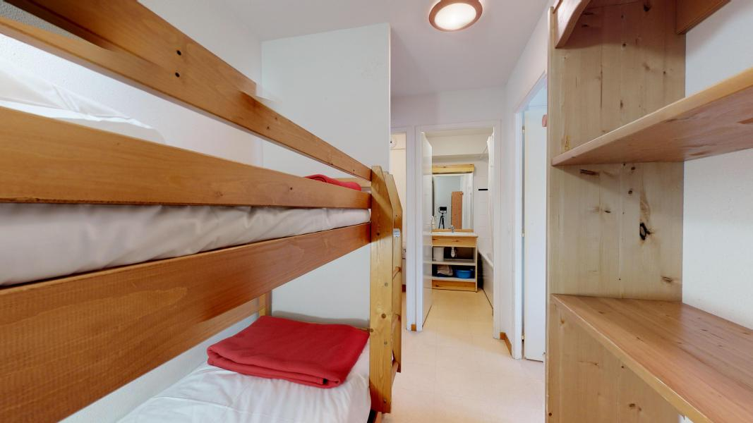 Holiday in mountain resort 2 room apartment sleeping corner 6 people (2P6CM+) - Les Balcons de la Vanoise - Termignon-la-Vanoise - Bunk beds