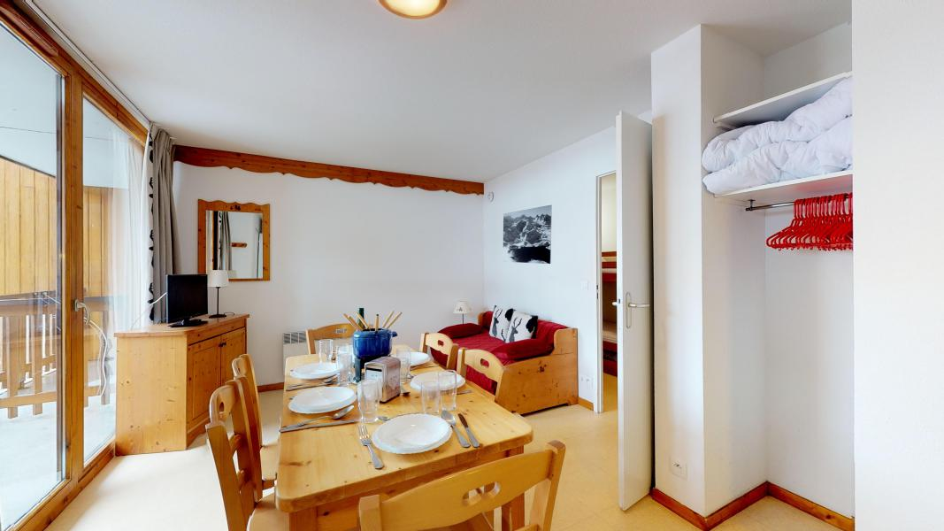 Holiday in mountain resort 2 room apartment sleeping corner 6 people (2P6CM+) - Les Balcons de la Vanoise - Termignon-la-Vanoise