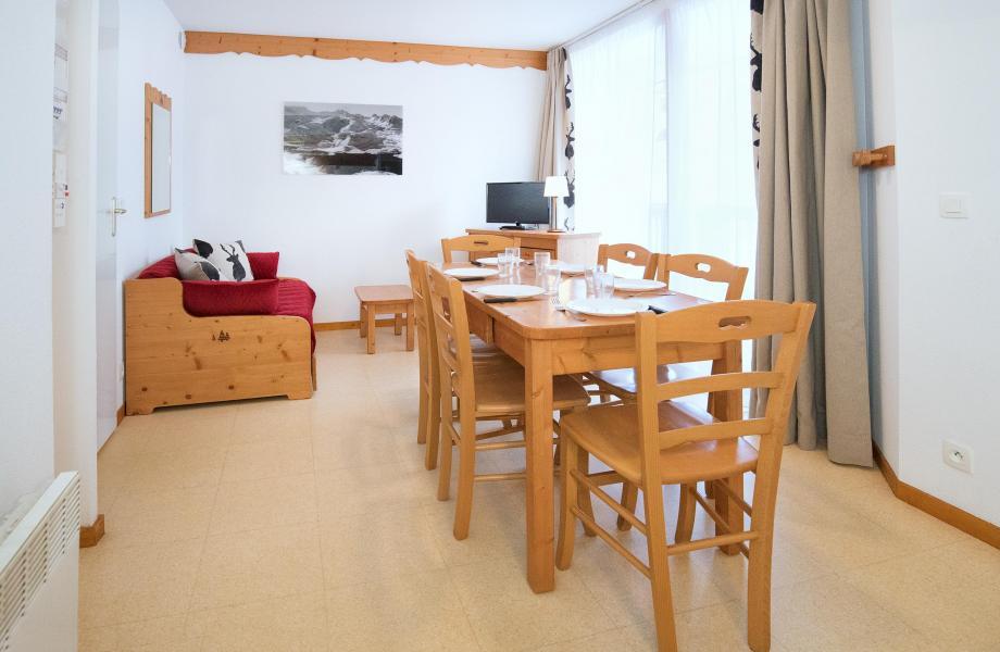 Vacances en montagne Appartement 2 pièces 5 personnes (Rénové) (2P5+) - Les Balcons de la Vanoise - Termignon-la-Vanoise - Séjour