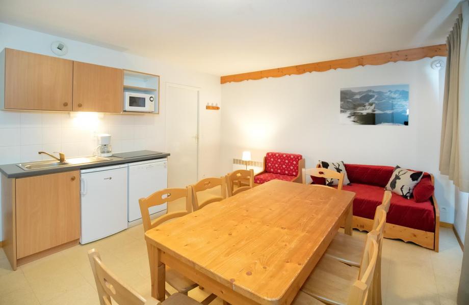 Vacances en montagne Appartement 4 pièces 8 personnes (4P8+) - Les Balcons de la Vanoise - Termignon-la-Vanoise - Séjour
