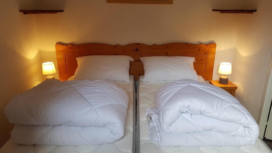 Holiday in mountain resort Les Balcons de la Vanoise - Termignon-la-Vanoise - Single bed