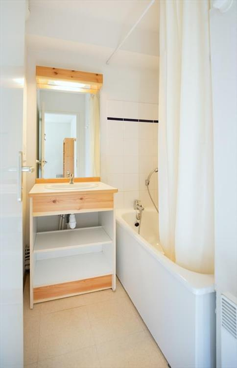 Holiday in mountain resort Studio 4 people (ST4+) - Les Balcons de la Vanoise - Termignon-la-Vanoise - Bathroom