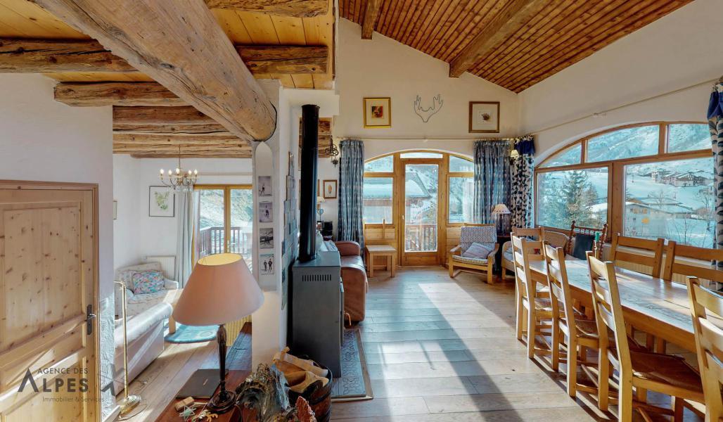 Vacances en montagne Chalet triplex 6 pièces 10 personnes - Les Balcons de St Martin - Saint Martin de Belleville