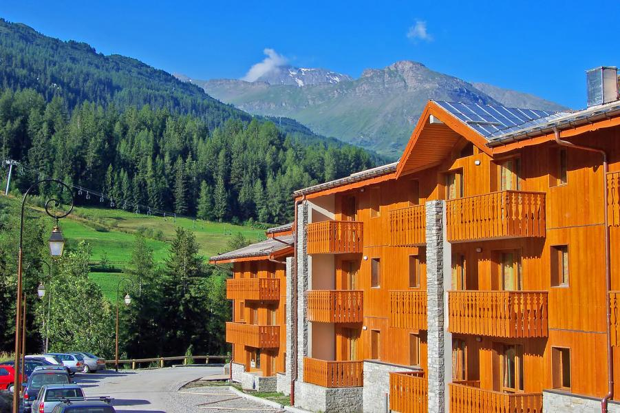 Vacances en montagne Les Balcons de Val Cenis le Haut - Val Cenis - Extérieur été
