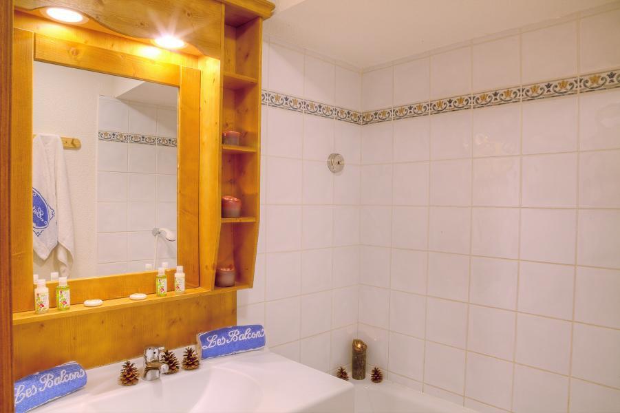 Urlaub in den Bergen Les Balcons de Val Cenis le Haut - Val Cenis - Badezimmer