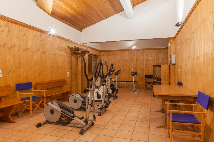 Vacances en montagne Les Balcons de Val Cenis le Haut - Val Cenis - Espace fitness
