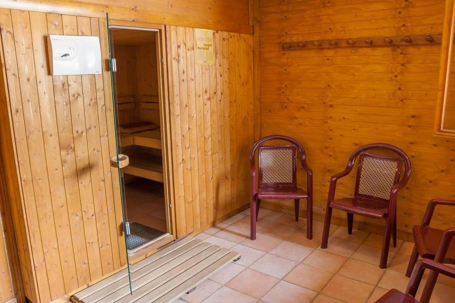 Vacances en montagne Les Balcons de Val Cenis le Haut - Val Cenis - Sauna