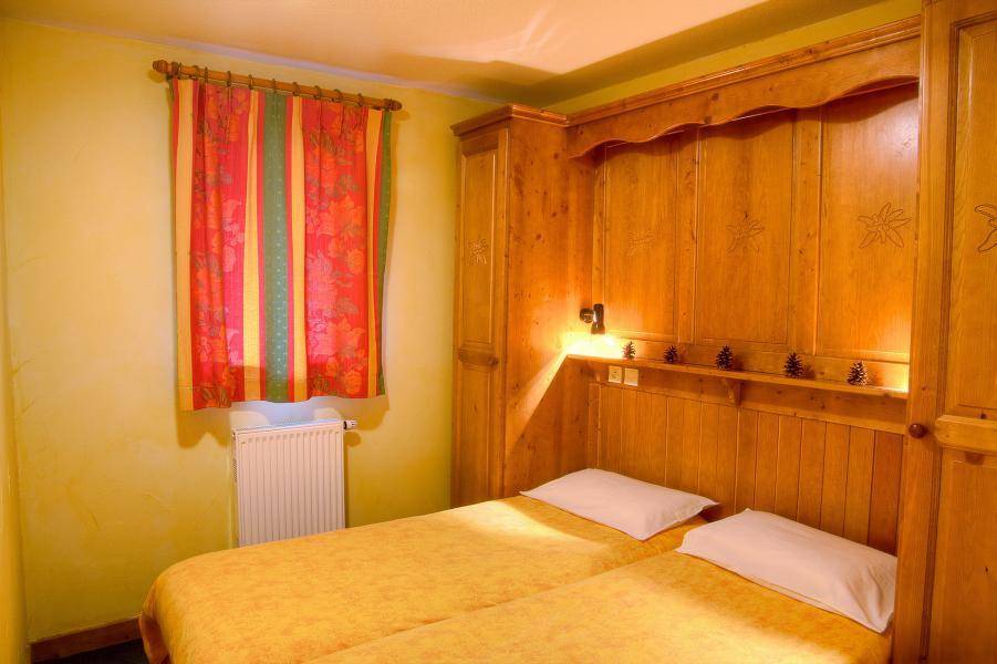 Urlaub in den Bergen Les Balcons de Val Cenis le Haut - Val Cenis - Schlafzimmer