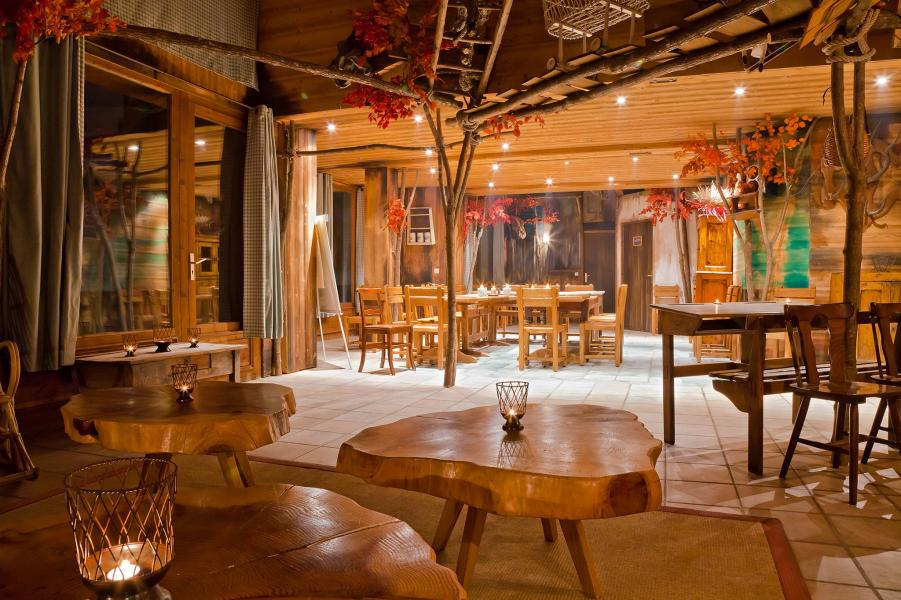 Urlaub in den Bergen Les Balcons de Val Thorens - Val Thorens - Rezeption