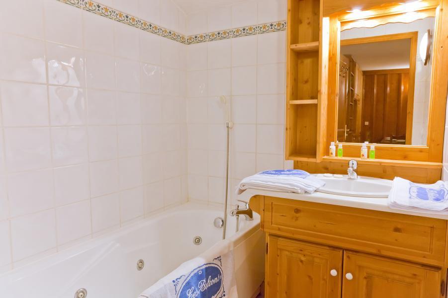 Holiday in mountain resort Les Balcons de Val Thorens - Val Thorens - Bathroom