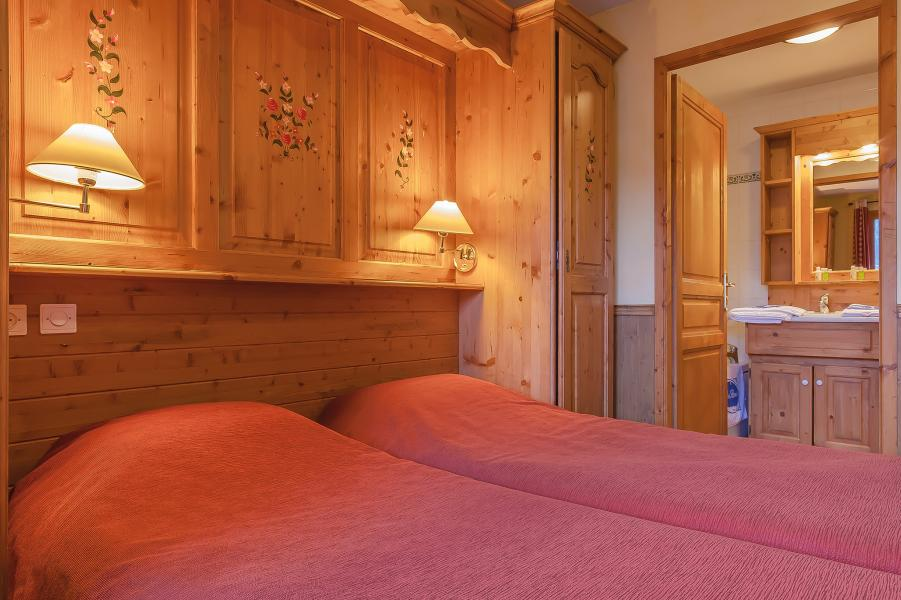 Holiday in mountain resort Les Balcons de Val Thorens - Val Thorens - Bedroom