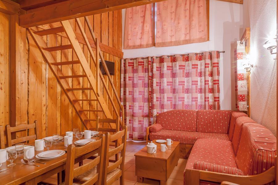 Urlaub in den Bergen Les Balcons de Val Thorens - Val Thorens - Kleines Wohnzimmer