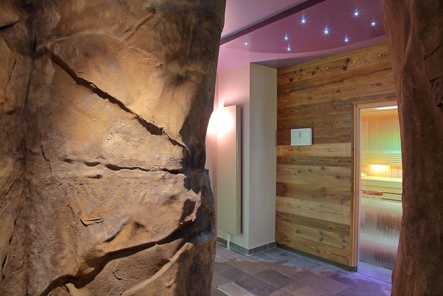 Vacances en montagne Les Balcons de Val Thorens - Val Thorens - Sauna