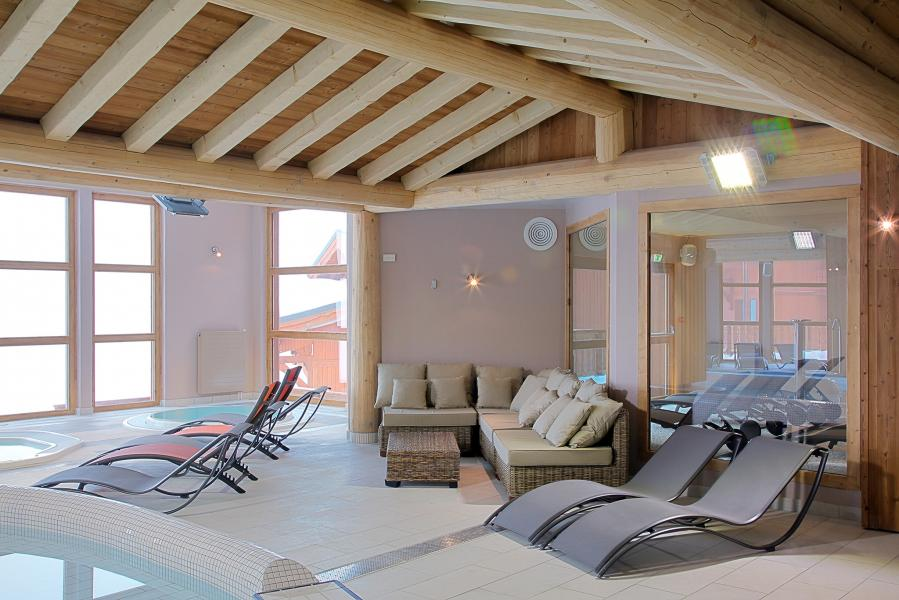 Holiday in mountain resort Les Balcons de Val Thorens - Val Thorens