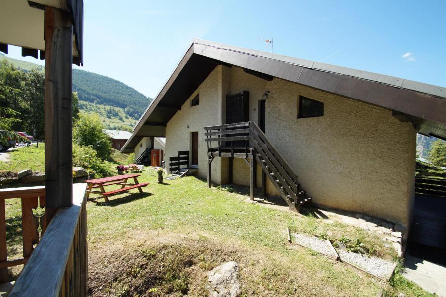 Urlaub in den Bergen Studio für 2 Personen - Les Balcons de Venosc - Les 2 Alpes