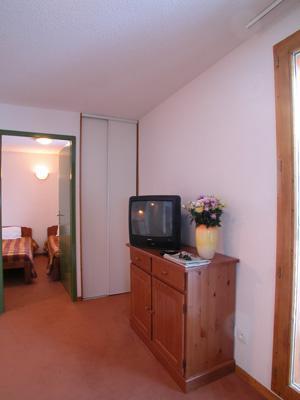 Vacances en montagne Appartement 2 pièces cabine 6 personnes - Les Balcons Du Soleil - Saint-François Longchamp - Couloir