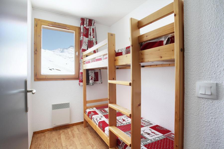 Holiday in mountain resort Les Balcons du Soleil - Saint-François Longchamp - Bunk beds