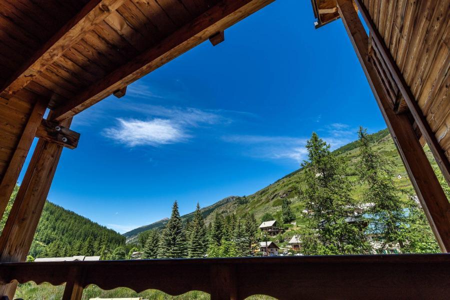 Vacances en montagne Les Balcons du Viso - Abriès - Balcon