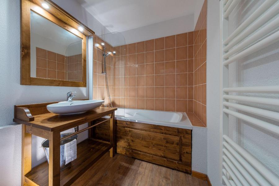 Vacances en montagne Les Balcons du Viso - Abriès - Salle de bains