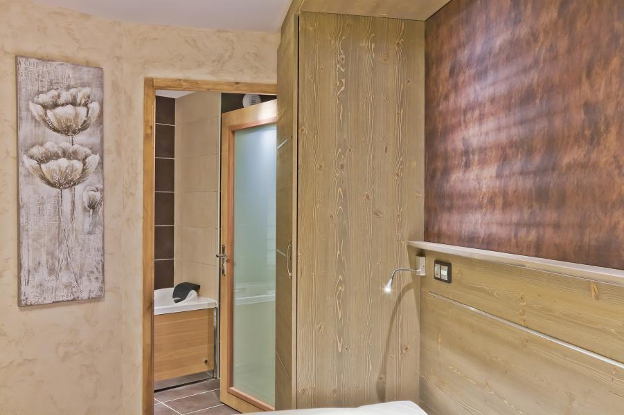 Vacances en montagne Les Balcons Platinium - Val Thorens - Salle de bains