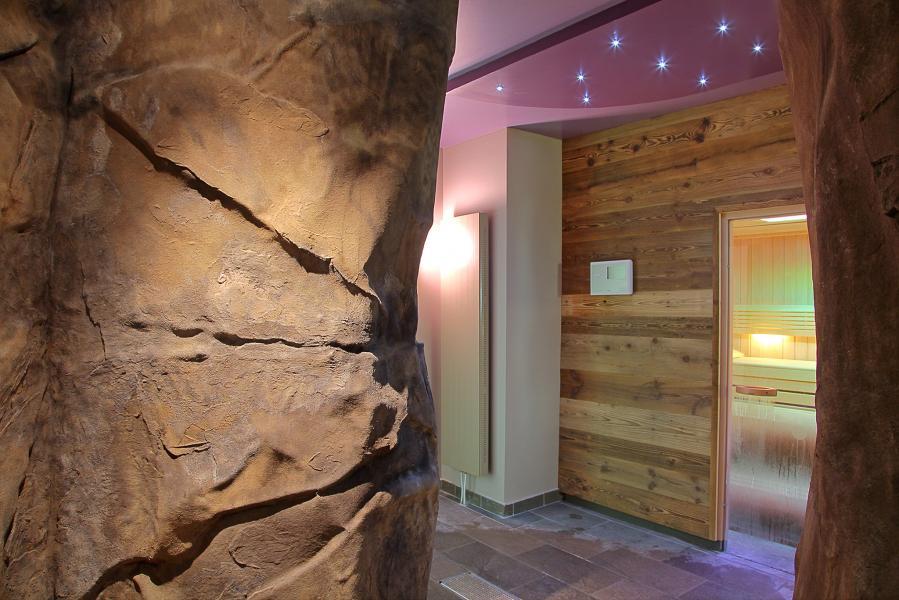 Vacances en montagne Les Balcons Platinium - Val Thorens - Sauna