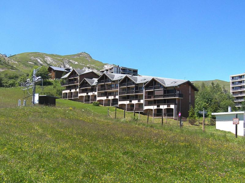 Holiday in mountain resort 2 room apartment 4 people (1) - Les Bergers - La Toussuire - Summer outside